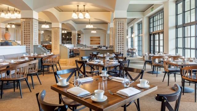 Omni Barton Creek Restaurant